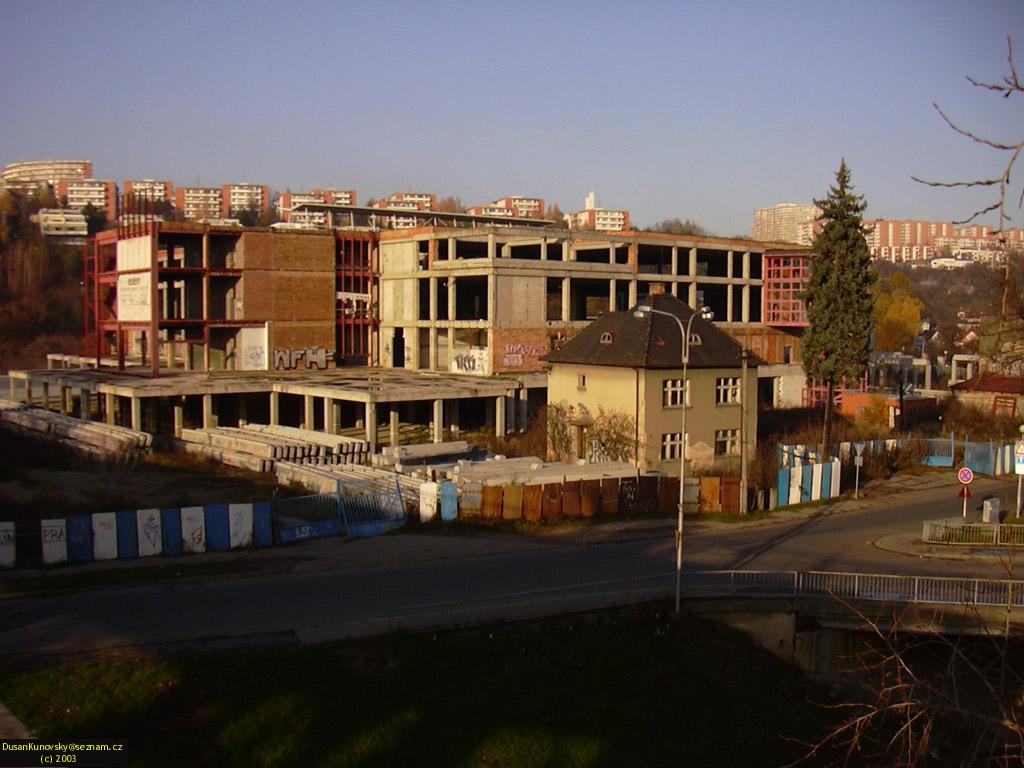 2003 - Čepkov