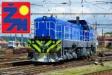 Prvn� lokomotiva z CZ LOKO pro Fennia Rail