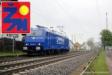 První TRAXX znové série pro Rhenus Rail