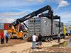 Vývoj velkokapacitní nákladní jednotky kombinované dopravy